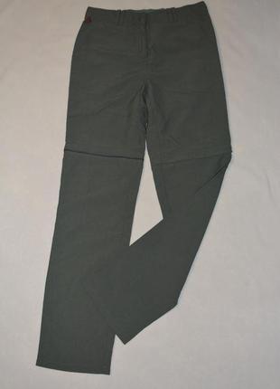 Треккинговые брюки трансформеры tcm tchibo германия размеры 44