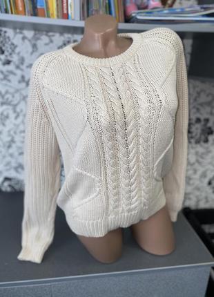Базовый свитер s-m
