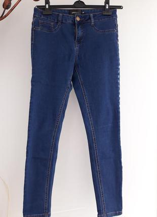 Базовые джинсы скинни