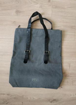 Стильна жіноча сумка diesel parfums /женская сумка