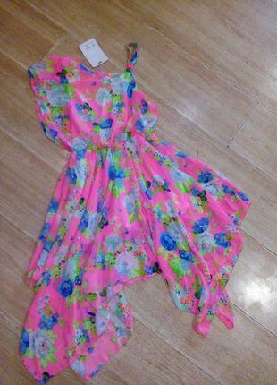 Платье новое на 12 -13 лет,j.n.s