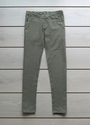 Брюки джинсы хаки от st. diego