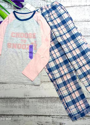 Пижамка примарк на девочку рост 122-128