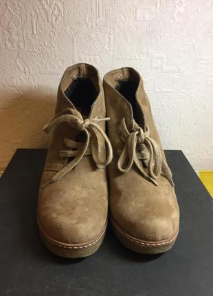 Ботинки, коткие ботинки , ботинки на танкетке