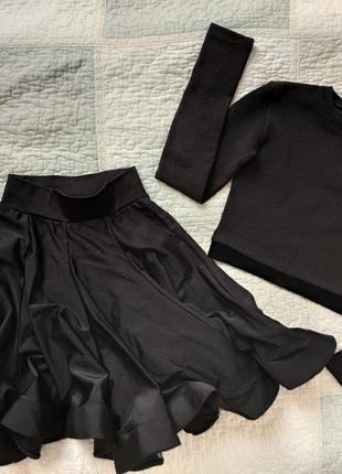 Тренувальний одяг для бальних танців fd та fiesta
