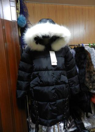 Зимняя куртка холофайбер l-xl-xxl