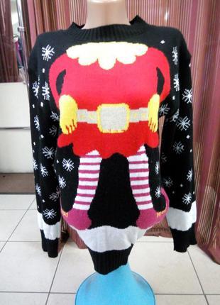 Новогодний свитер new image