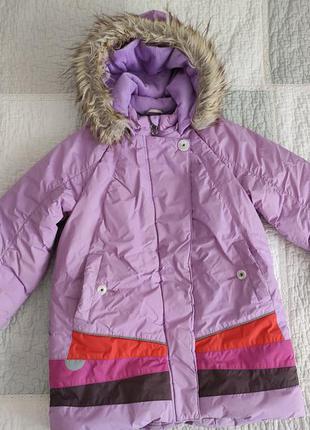 Куртка-пальто зимова lenne р.134-140