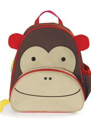 """Рюкзак """"обезьянка"""" skip hop"""