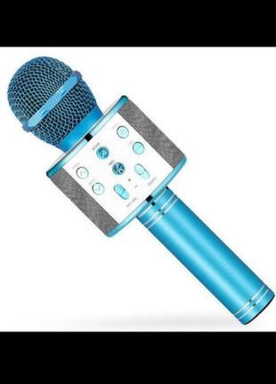 Караоке-микрофон bluetooth