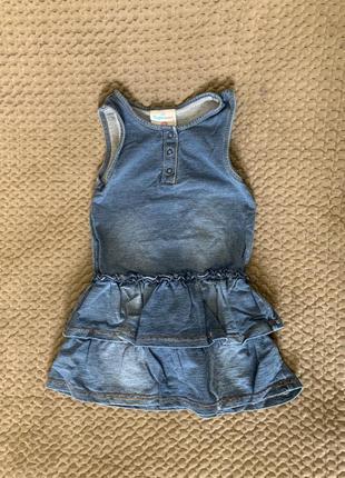Платье topomini