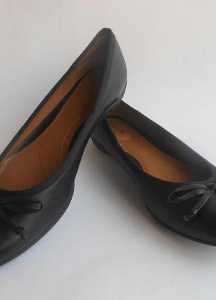 Новые классические туфли,балетки,лодочки от clarks arizona heat 2016,оригинал(англия)