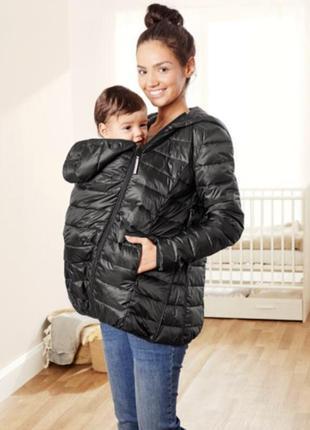 Куртка деми, куртка для беременных, слингокуртка, esmara германия