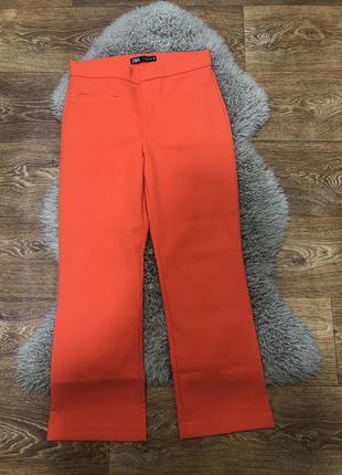 Шикарные штаны брюки бренда zara