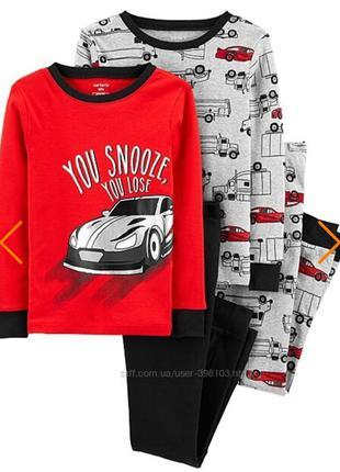 Пижама картерс 7т