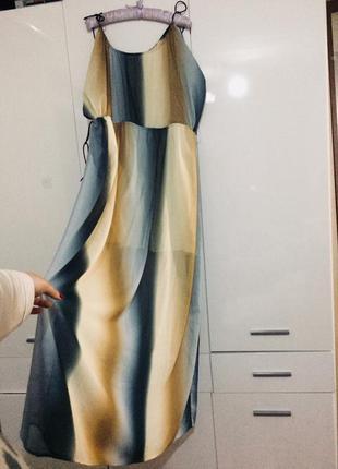 Платье трансформер под любой размер