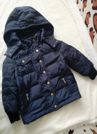 Дитячий пуховик, дитяча куртка