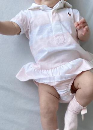 Дитяча сукня polo оригінал