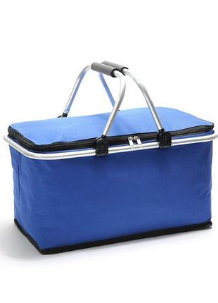 Термосумку, корзина для пикника на 30 литров!