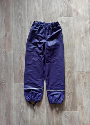 Грязепруф, дощовик, непромокаючі штани, дождевик
