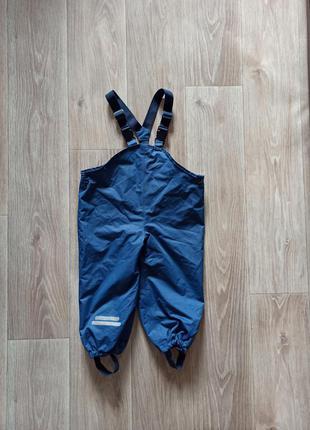 Грязепруф, штани дощовик, непромокаючі штани, дождевик