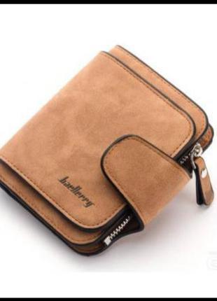 Трендовий жіночий замшевий гаманець baellery