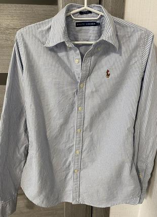 Рубашка женская бренда polo ralph lauren