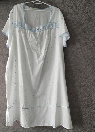 Нічна сорочка/ ночнушка/великий розмір/батал