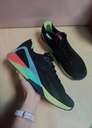 Тренировочные кроссовки для кроссфита reebok nano x1 fx3241 оригинал