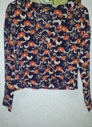 Красивая блуза boohoo