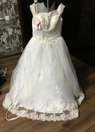 Платье вечернее,свадебное