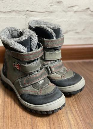 Ботинки 29 размер зима