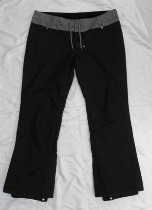 Лыжные фирменные брюки, унисекс rodeo размер 48-50 наш