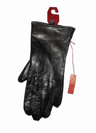 Нові рукавички натуральна шкіра