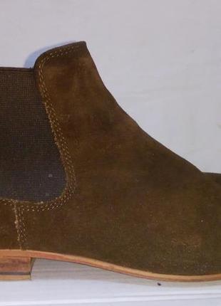 - фирменные кожаные ботинки челси - next- 43 -