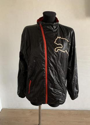 Курточка puma ветровка вітровка