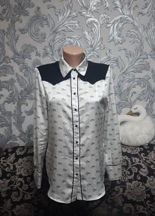 Рубашка размер:m