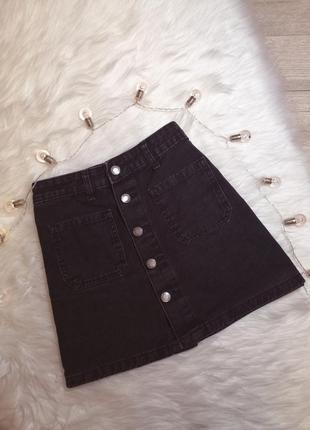 Юбка спідниця джинс