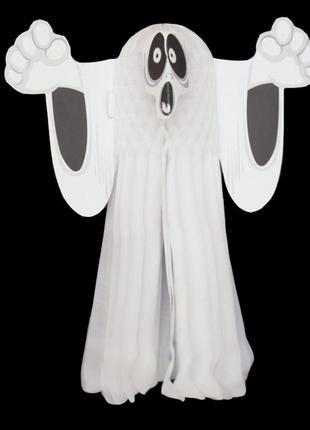 Подвесной декор на хэллоуин привидение + подарок