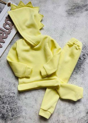 Теплый спортивный костюм на флисе, костюм на флисе