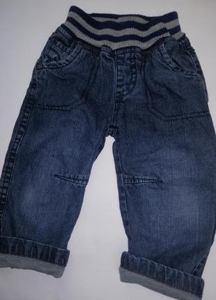 Джинсы, джинсы на подкладки, джинсы на осень, штаны