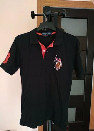 Рубашка,футболка u.s. polo assn.100%оригинал.