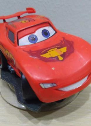 Интерактивная молния маккуин disney infinity pixar lightning mcqueen cars.