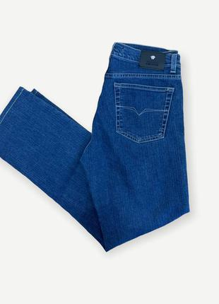 Джинсы versace штаны брендовые мужские