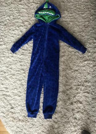 Дитяча піжама динозаврик