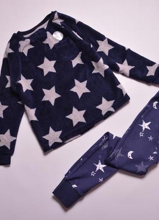 Піжамка з теплою кофтою для хлопчика, ріст 110-116 george