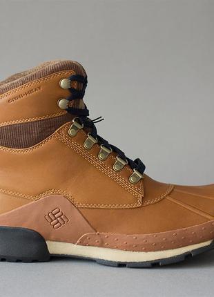 Мужские зимние ботинки columbia bugaboot original