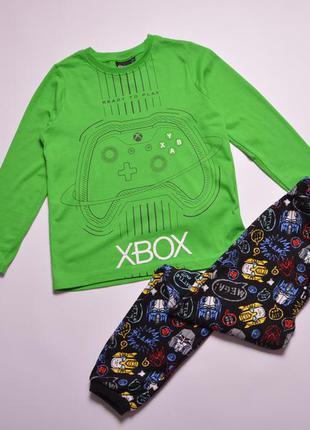 Дуже красива зручна піжама для хлопчика 116, пижама для мальчика 5-6 лет