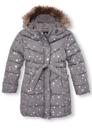 Зимнее пальто childrensplace