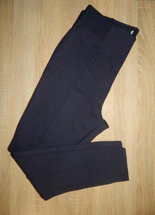 Штаны, брюки с завышенной талией, моделирующие фигуру,tchibo, р.:44-46
